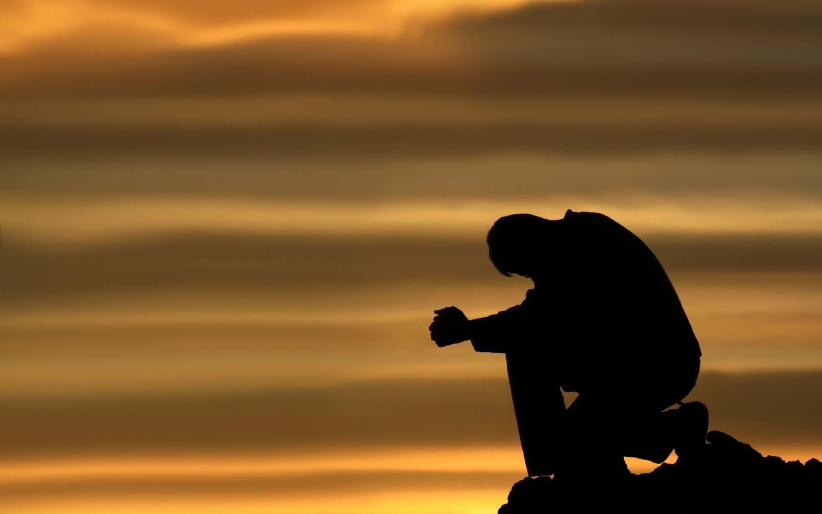 we need to pray