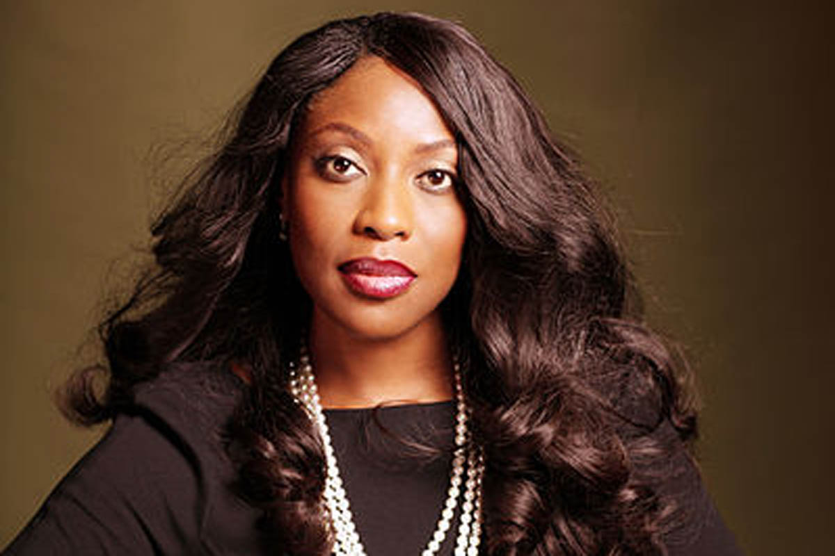 Pride Nigeria Woman of the Month - Mo Abudu