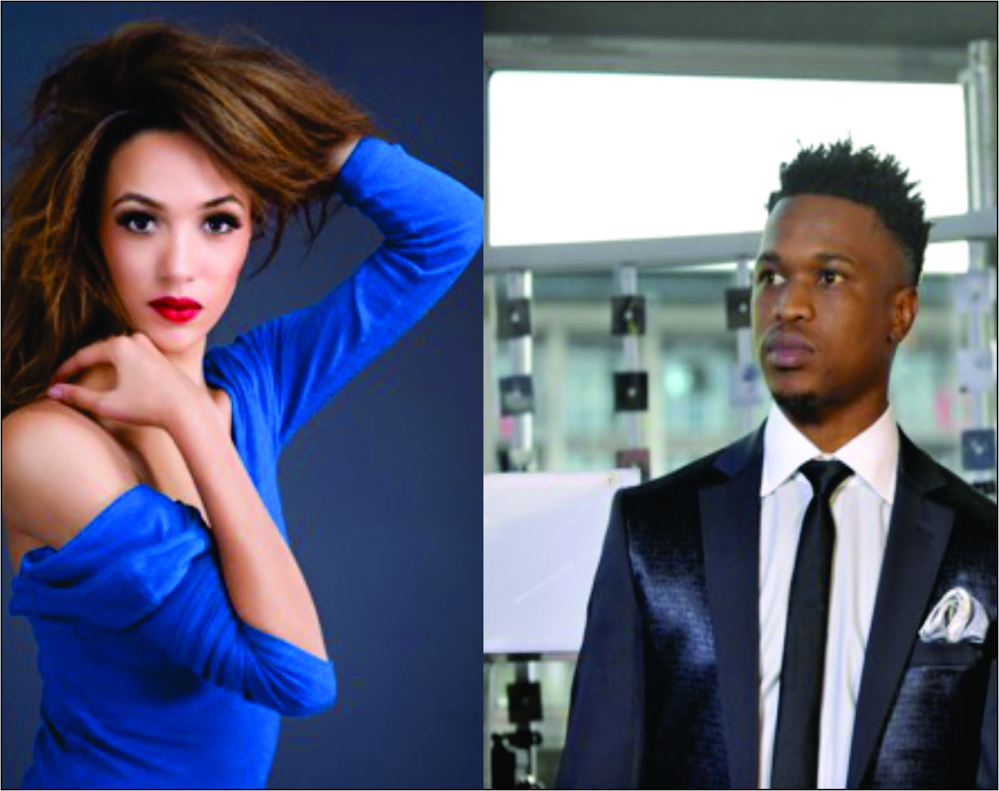 Siyabonga Ngwekazi and Eku Edewor To Host #CHOAMVA14