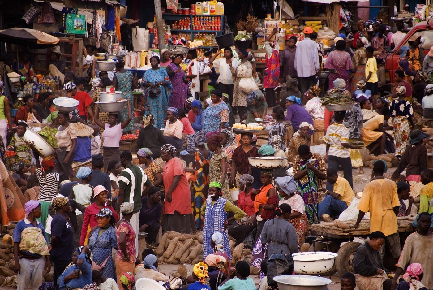 poverty in ghana