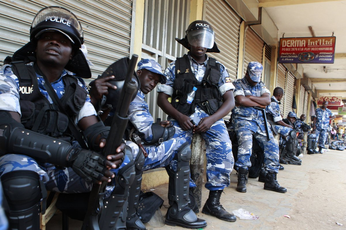 tanzanian state security