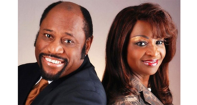 dr myles and wife
