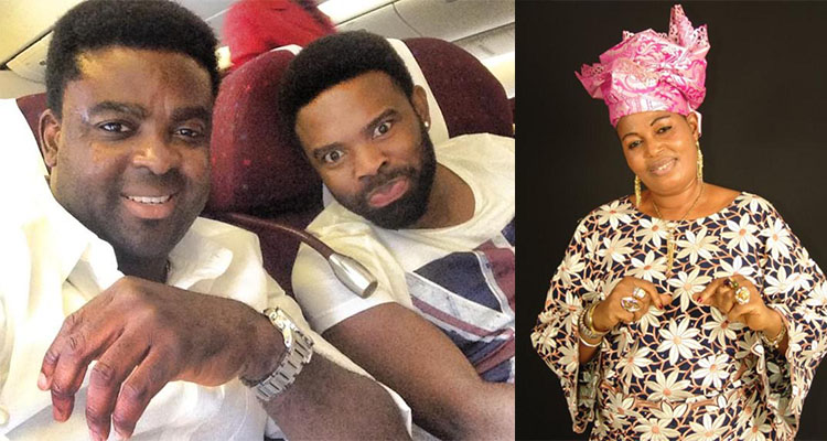 Rift in Kunle Afolayan's Family?