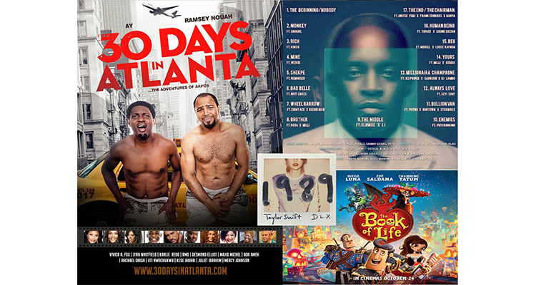 Music, Movies & More