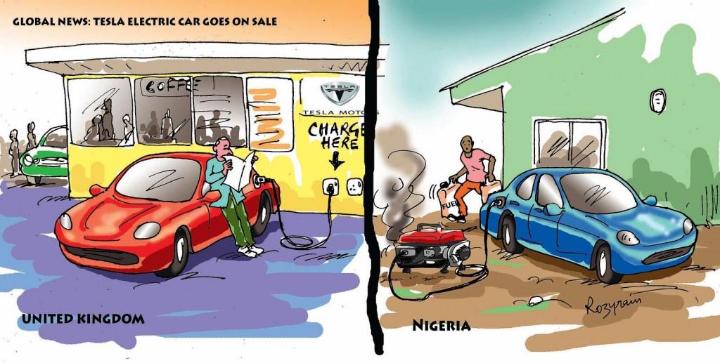 Nigeria Today: Modern Technology