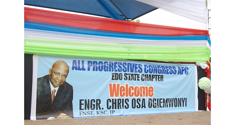 2000 PDP Members Decamp To APC