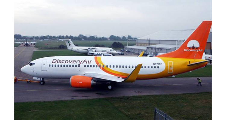 discovery airline