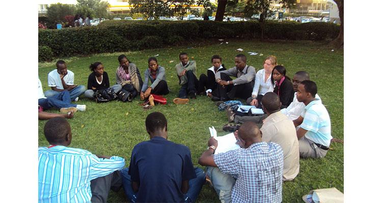 kenyan youths