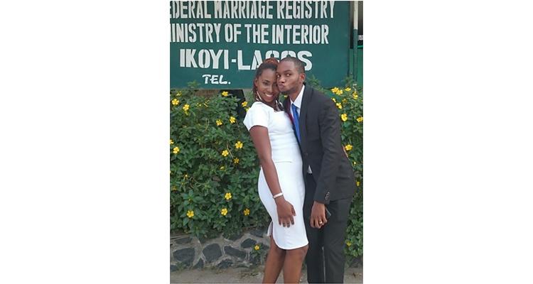 shine begho marries