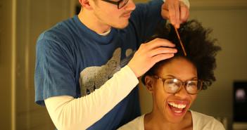 hubby wife hair