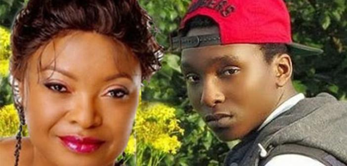 aisha and son
