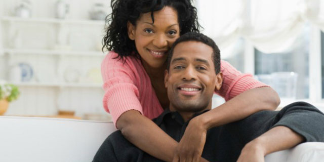 black-happy-couple