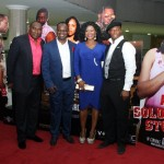 Ike Ogbuebile CEO of Encase Magazine , Bishop Jefferson, Pastor Victoria Jefferson , Martin Gbados