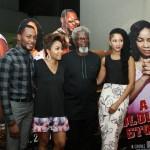 Tope Tedela, Linda Ejiofor, Victor Olaotan as Fred Ade-Williams(Tinsel), Adesua Etomi