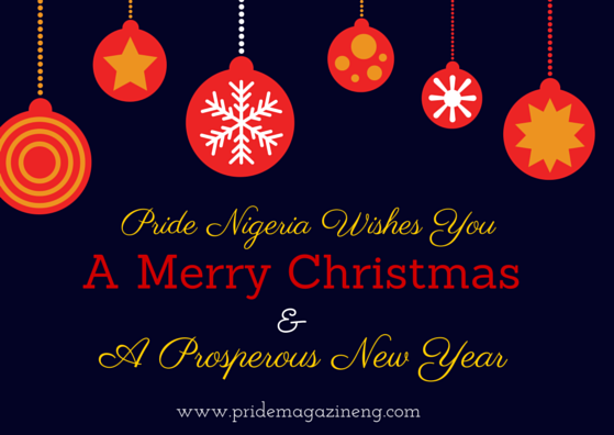 Pride Nigeria Christmas Card