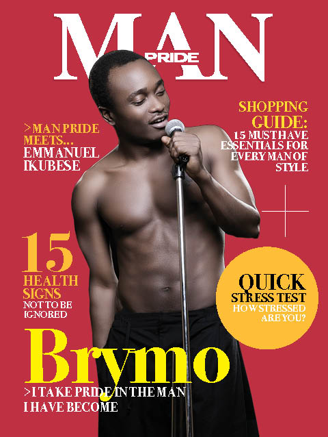 MAN PRIDE COVER