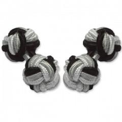 Yarn Cufflinks