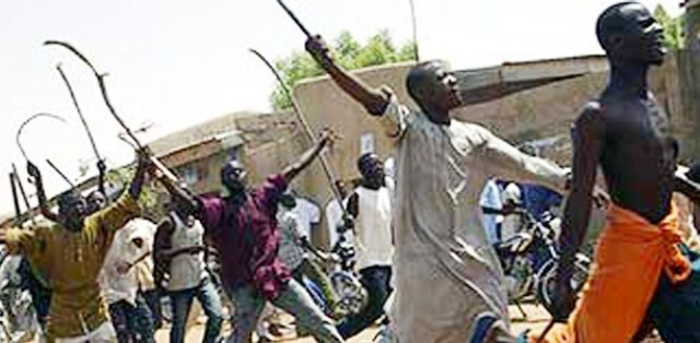 Fulani-fights