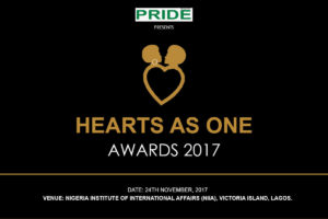 Hearts As One, One heart, two hearts beats as one, couples, love, HAO, HAOA, Pride Nigeria, Pride Magazine Nigeria, Pride women conference 2017, hearts as one award 2017