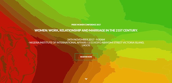 Relationships, Sex, Marriage, NIGERIA INSTITUTE OF INTERNATIONAL AFFAIRS, Pride Women's Conference, 21st Century Woman, Female discourse, Relationships, Work, Career Women
