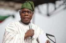 Obasanjo's message to Buhari, Buhari go and rest and don't run 2019