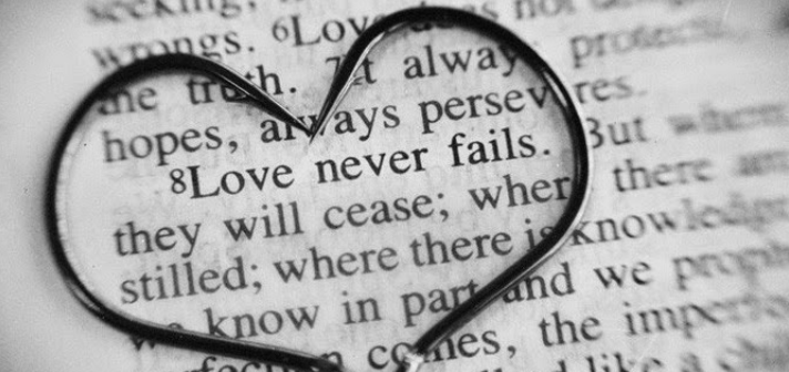 what paul has to say about love